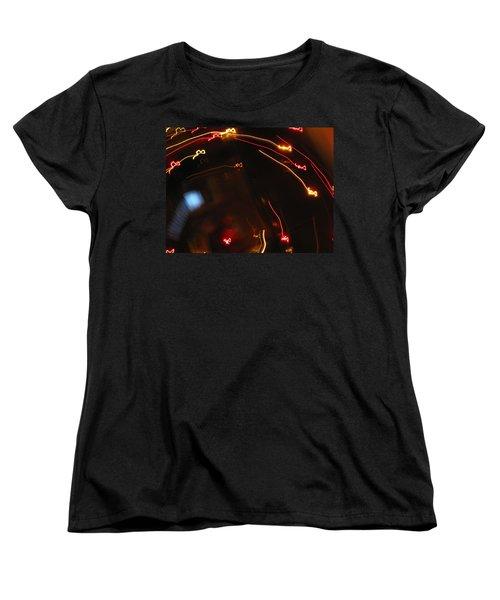 Women's T-Shirt (Standard Cut) featuring the photograph Shooting Hearts by Ausra Huntington nee Paulauskaite