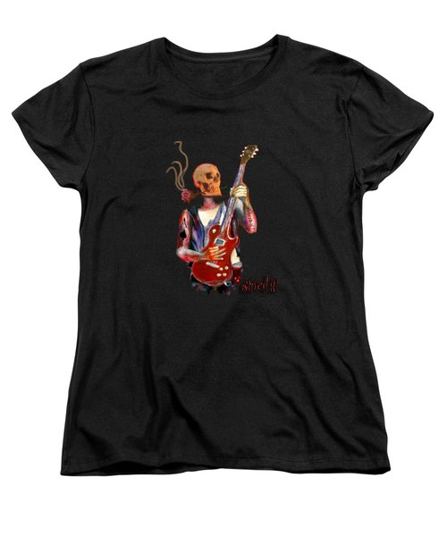 Shred It Women's T-Shirt (Standard Cut) by Tom Conway