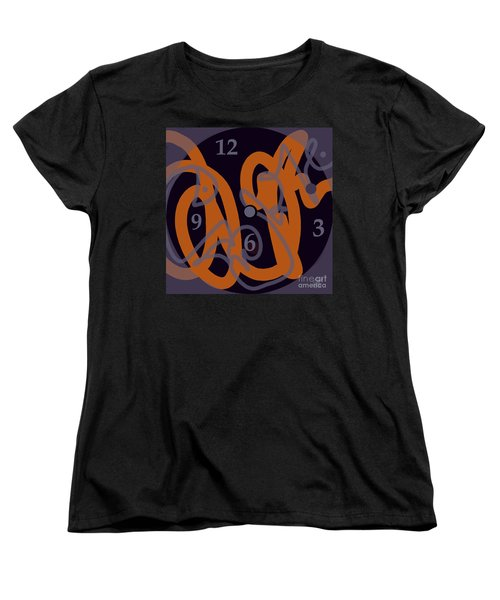 Sign Of Our Times Women's T-Shirt (Standard Cut) by Carol Jacobs