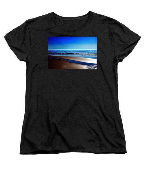 Silent Sylt Women's T-Shirt (Standard Cut) by Hannes Cmarits