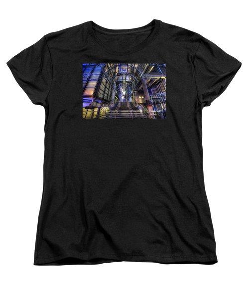 Silk And Steel 1.0 Women's T-Shirt (Standard Cut) by Yhun Suarez