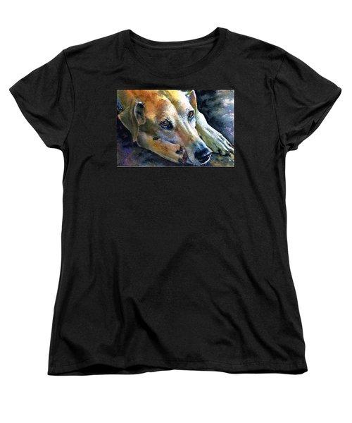 Singa Women's T-Shirt (Standard Cut) by John D Benson