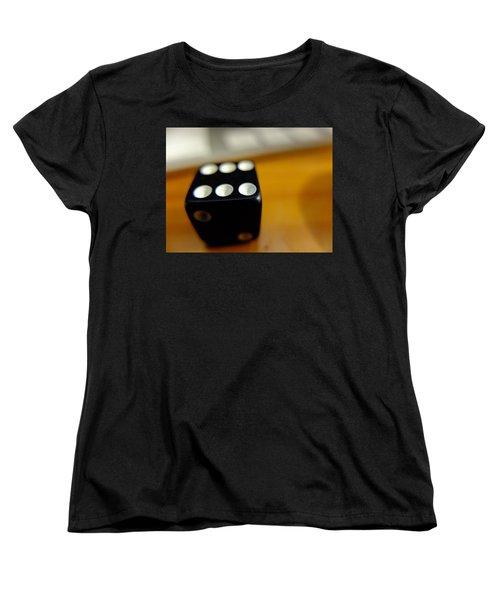 Six Sider Women's T-Shirt (Standard Cut) by John Rossman