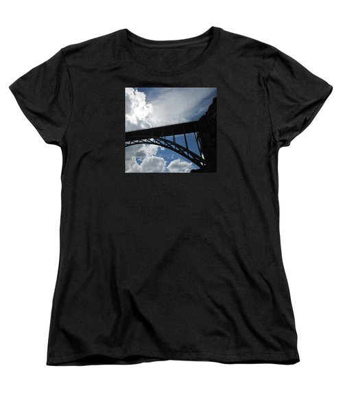 Sky Bridge Women's T-Shirt (Standard Cut)