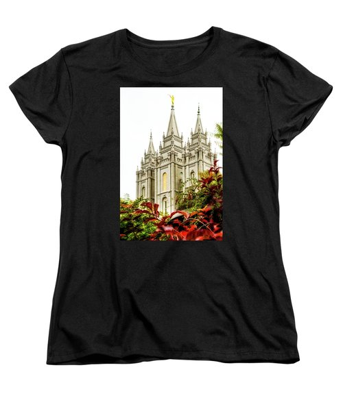 Slc Temple Angle Women's T-Shirt (Standard Fit)