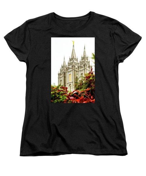 Slc Temple Angle Women's T-Shirt (Standard Fit)