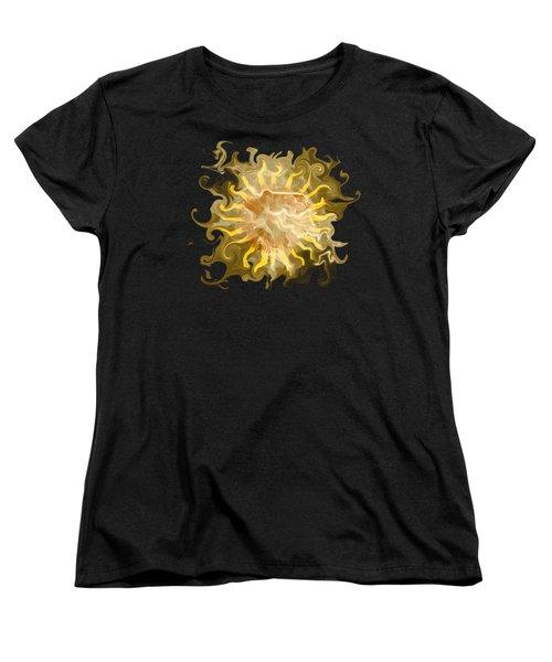 Smokin' Hot Women's T-Shirt (Standard Cut) by David and Lynn Keller