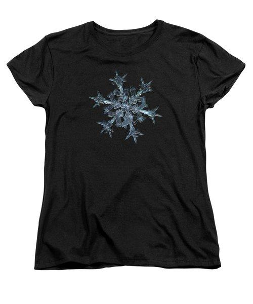 Snowflake Photo - Starlight Women's T-Shirt (Standard Fit)