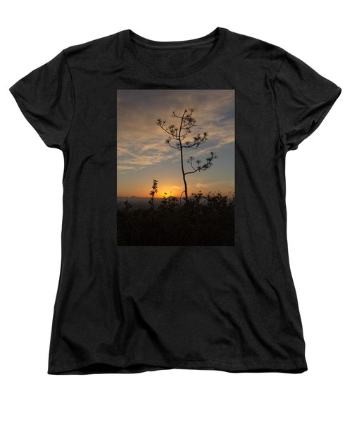Solitude At Solidad Women's T-Shirt (Standard Cut) by Jeremy McKay