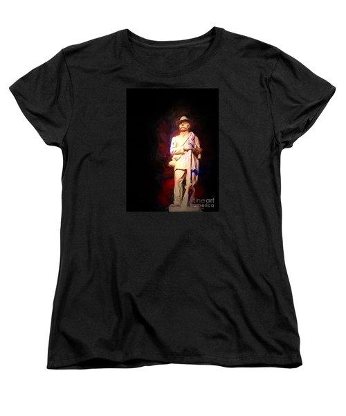 Women's T-Shirt (Standard Cut) featuring the photograph Southern Gent by Ken Frischkorn