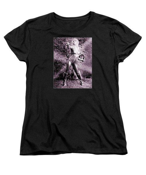 Space Vixon Women's T-Shirt (Standard Cut)