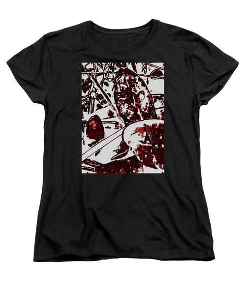 Spirit Of Leaves Women's T-Shirt (Standard Cut)