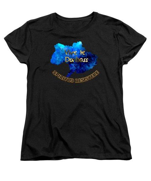 Spirit Of Resistance Women's T-Shirt (Standard Cut)