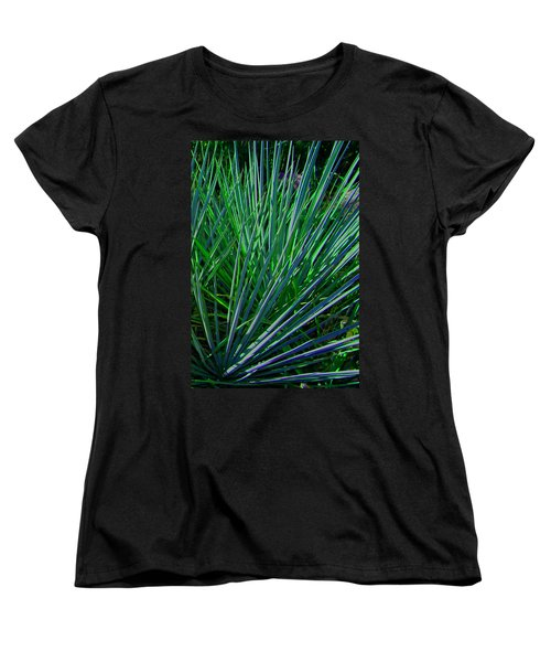 Women's T-Shirt (Standard Cut) featuring the photograph Splayed by Lenore Senior