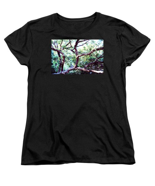 Sprawling  Women's T-Shirt (Standard Cut) by Jamie Lynn
