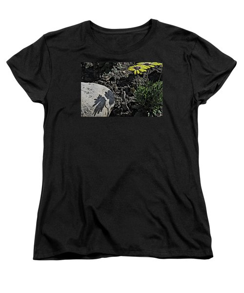 Spring 2016 32 Women's T-Shirt (Standard Cut) by Cendrine Marrouat