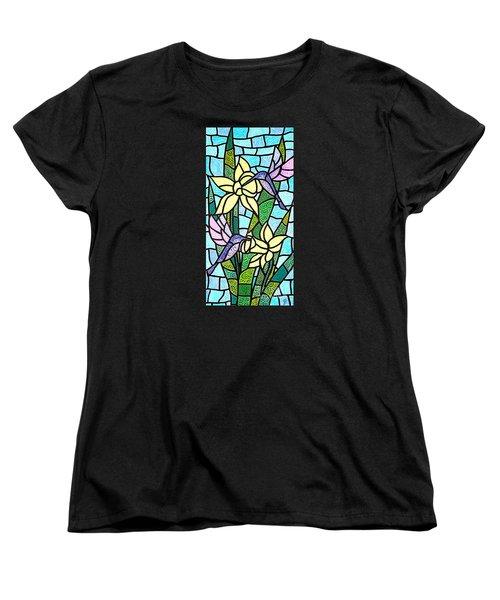 Spring Fling Women's T-Shirt (Standard Cut) by Jim Harris