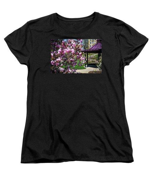 Spring Garden Women's T-Shirt (Standard Cut)