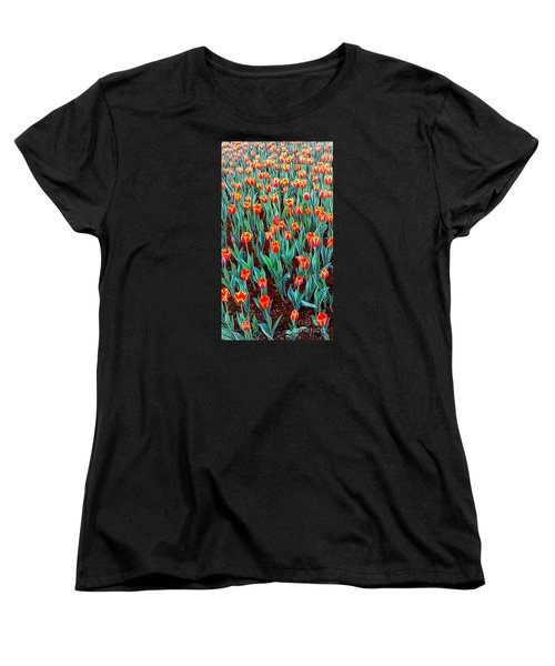 Spring In Holland Women's T-Shirt (Standard Cut) by Ian Gledhill