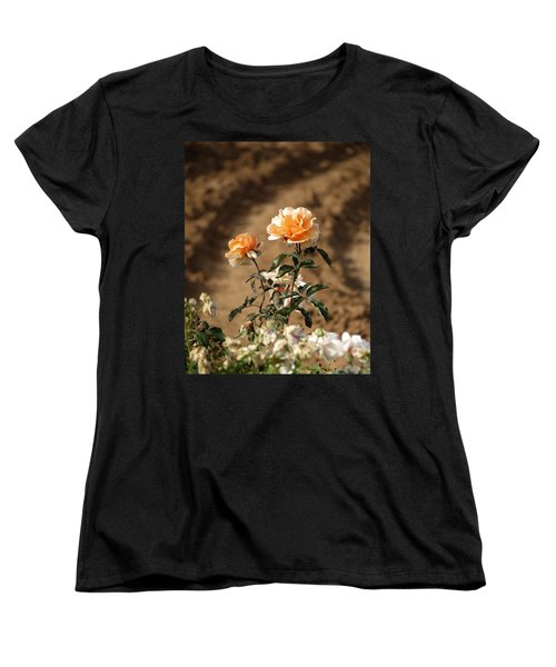 Women's T-Shirt (Standard Cut) featuring the photograph Standing Out by Laurel Powell