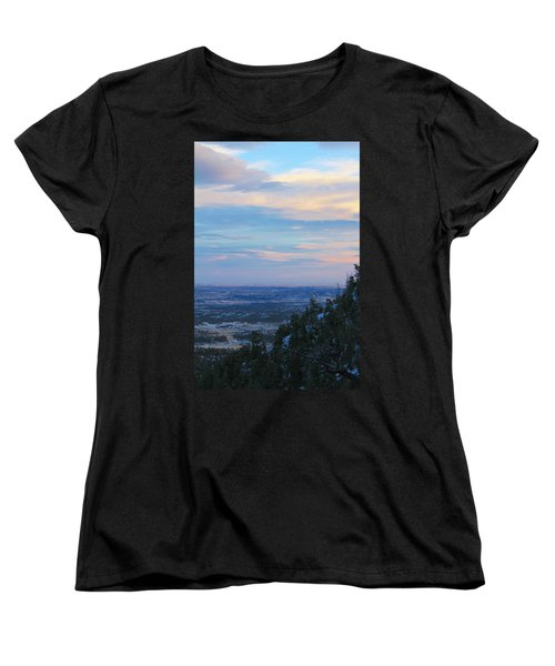 Stanley Canyon Hike Women's T-Shirt (Standard Cut) by Christin Brodie