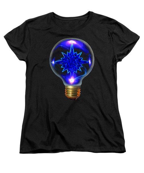 Women's T-Shirt (Standard Cut) featuring the photograph Star Bright by Shane Bechler