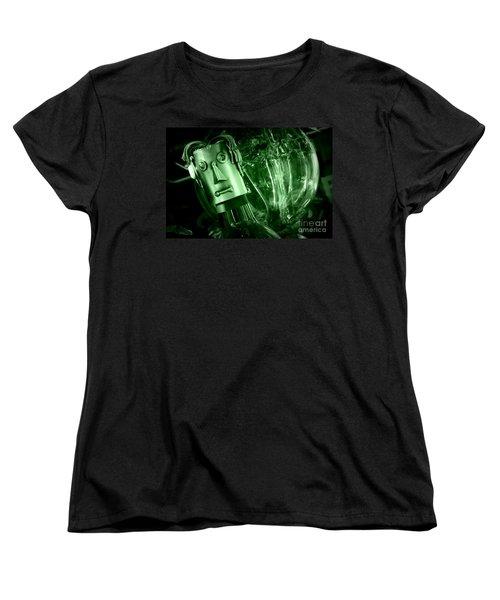 Steel Jelly Women's T-Shirt (Standard Cut) by Steven Macanka