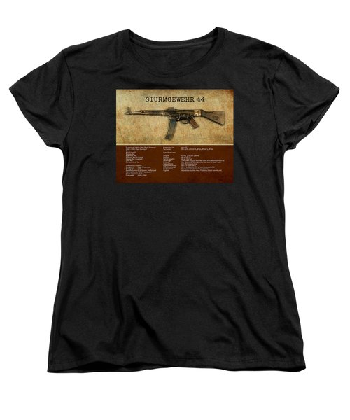 Stg 44 Sturmgewehr 44 Women's T-Shirt (Standard Cut) by John Wills