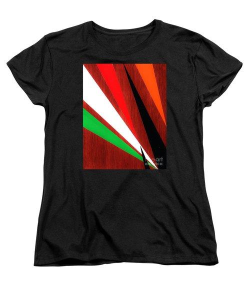 Stress Fractures  Women's T-Shirt (Standard Cut)