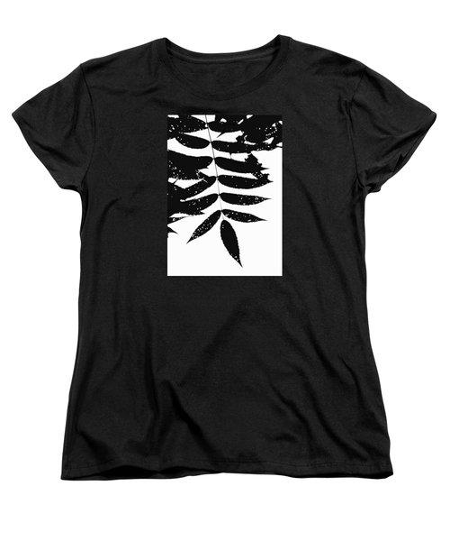 Sumac Women's T-Shirt (Standard Cut) by Tim Good