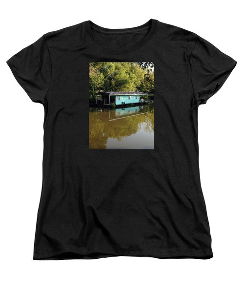 Women's T-Shirt (Standard Cut) featuring the photograph Summertime by Helen Haw