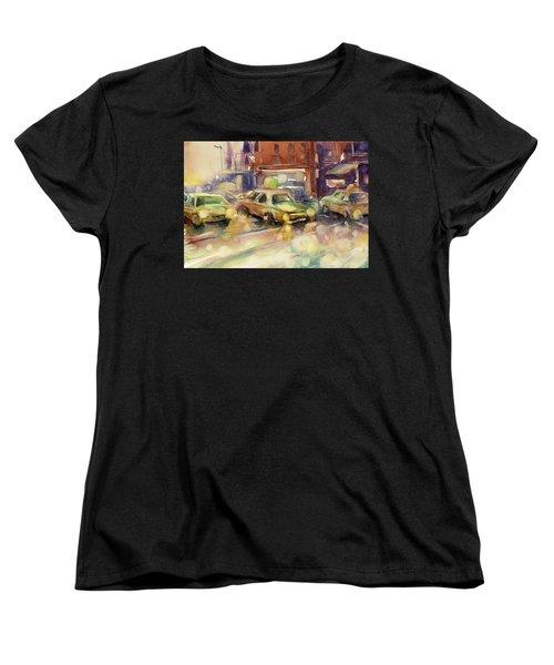 Sundrops Women's T-Shirt (Standard Cut) by Judith Levins