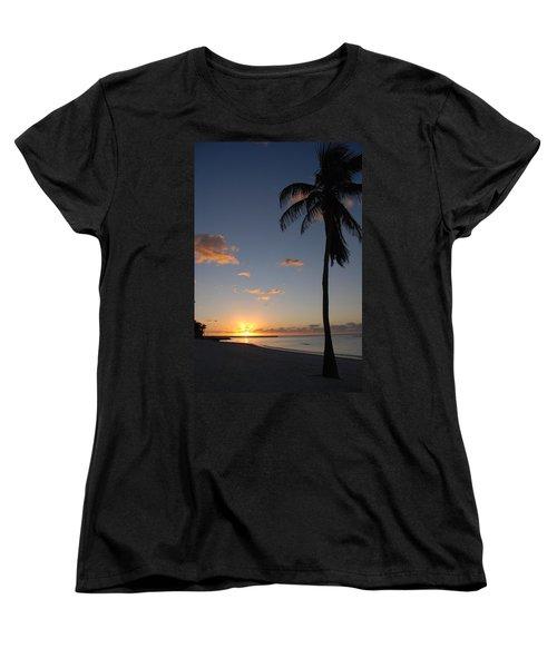 Sunrise In Key West 2 Women's T-Shirt (Standard Cut)