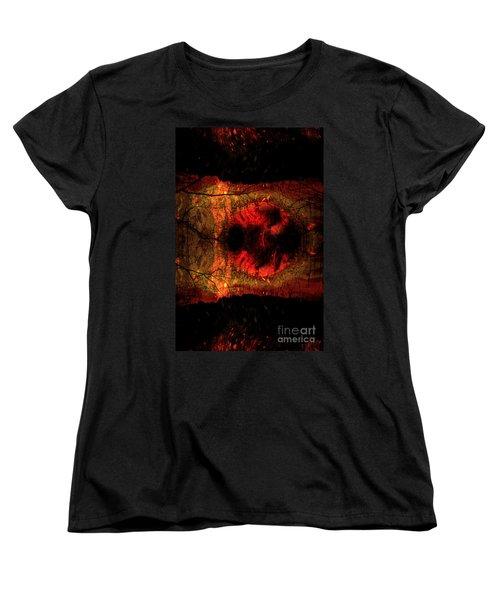 Sunrise  Women's T-Shirt (Standard Cut) by Lila Fisher-Wenzel