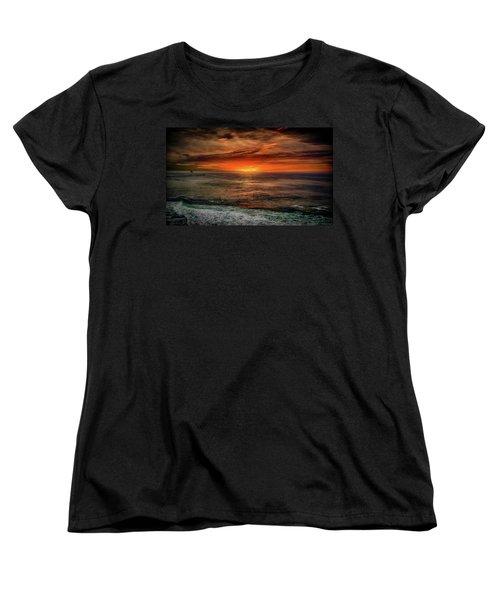 Sunrise Special Women's T-Shirt (Standard Cut) by Joseph Hollingsworth