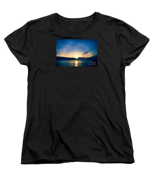 Shine Through Me Women's T-Shirt (Standard Cut) by Sharon Soberon