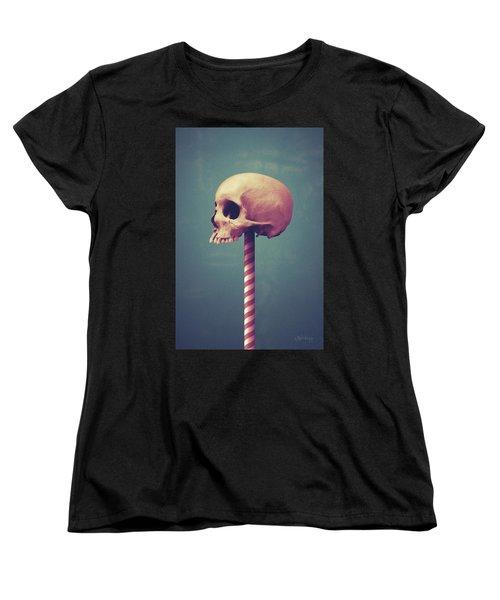 Women's T-Shirt (Standard Cut) featuring the photograph Sunshine by Joseph Westrupp