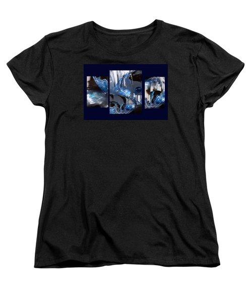 Women's T-Shirt (Standard Cut) featuring the photograph Swirl by Steve Karol