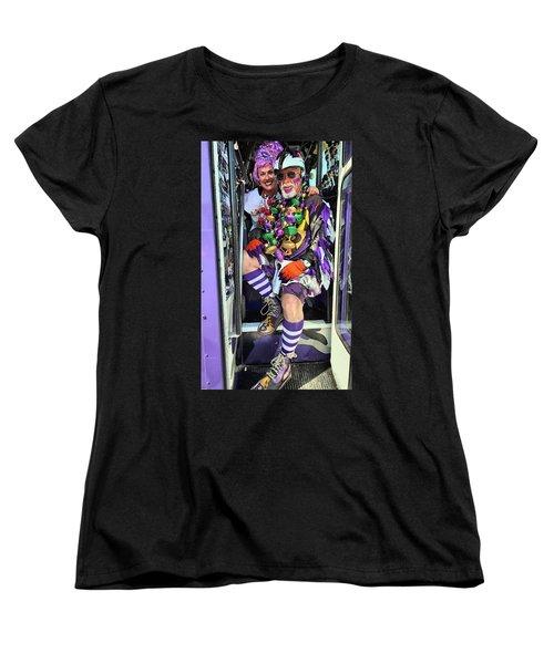 T 1 Women's T-Shirt (Standard Cut) by Robert McCubbin