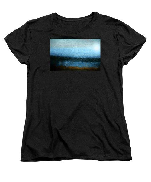 Tarn Women's T-Shirt (Standard Cut) by Linde Townsend
