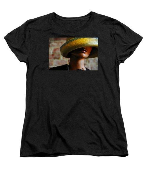 Women's T-Shirt (Standard Cut) featuring the photograph Tel Aviv by Skip Hunt