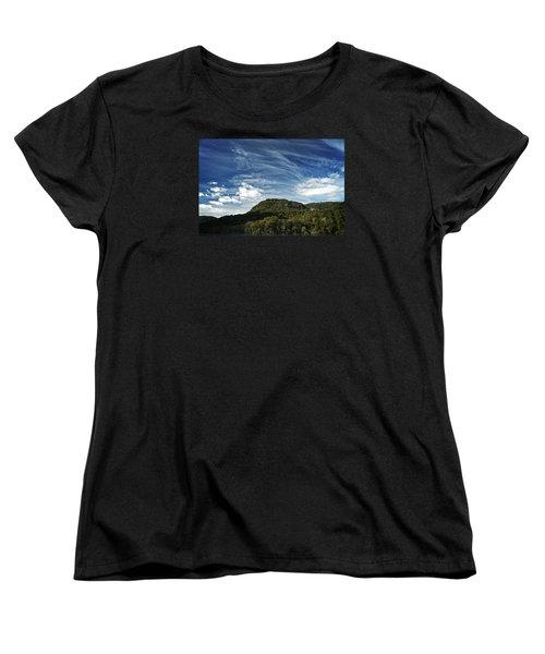 Tennessee River Gorge Women's T-Shirt (Standard Cut)