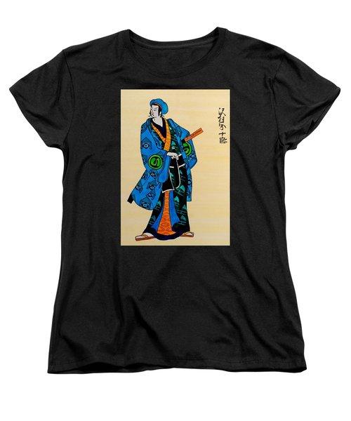 The Age Of The Samurai 03 Women's T-Shirt (Standard Cut)