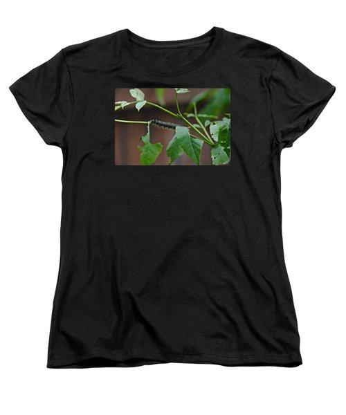 The Caterpillar 2 Women's T-Shirt (Standard Cut) by Cendrine Marrouat