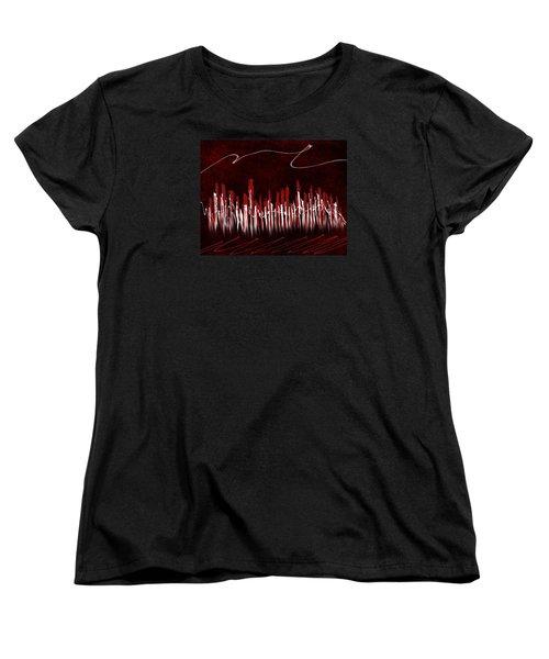 The City Of My Dreams Women's T-Shirt (Standard Cut)