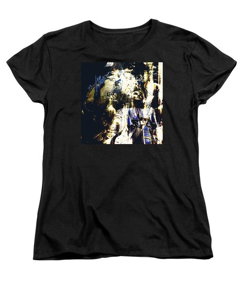 Women's T-Shirt (Standard Cut) featuring the photograph The Clock Struck One by LemonArt Photography