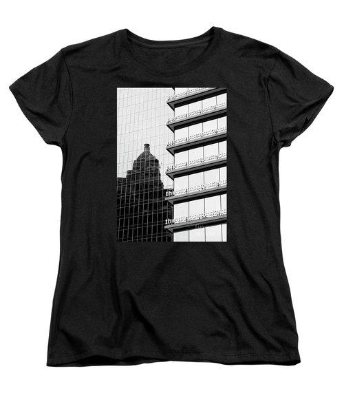 Women's T-Shirt (Standard Cut) featuring the photograph The Clouds by Chris Dutton