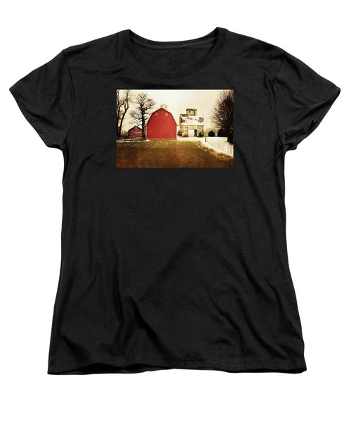 Women's T-Shirt (Standard Cut) featuring the photograph The Favorite by Julie Hamilton