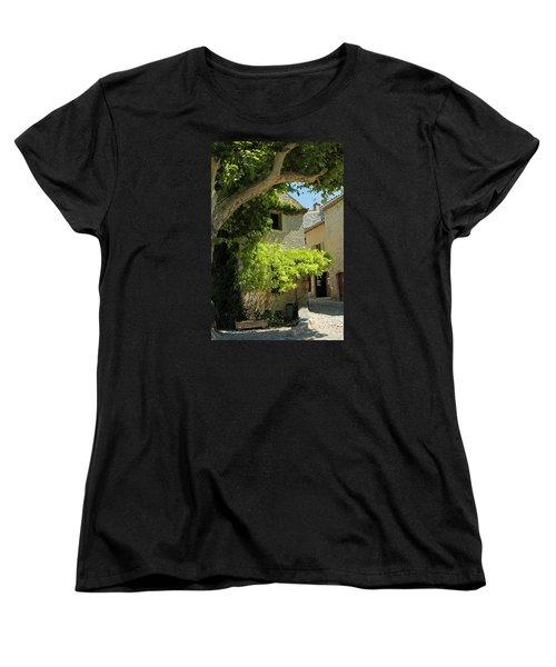 The Flower Box Women's T-Shirt (Standard Cut) by John Stuart Webbstock