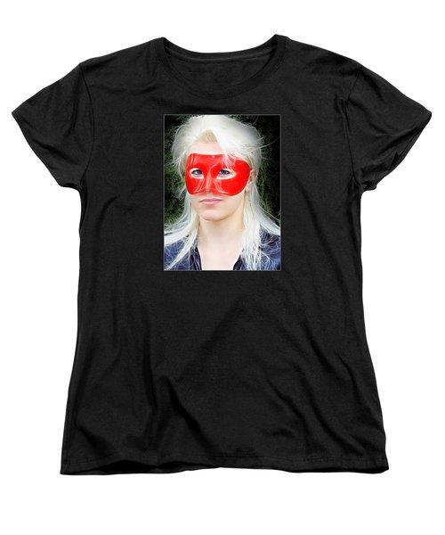 The Gaze Of A Heroine Women's T-Shirt (Standard Cut)